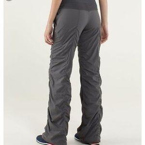 ac5e7bf2837c46 lululemon athletica Pants - Lululemon Dance Studio Pant II Size 6 In Coal